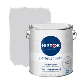 Histor Perfect Finish Muurverf Mat - Moonlit Snow - 2,5 liter