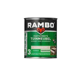 Pantserbeits Tuinmeubel Transparant Zijdemat - Grey Wash 0779 - 0,75 liter - Steigerhoutbeits