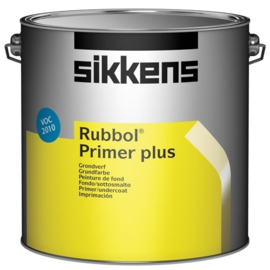 Sikkens Rubbol Primer Plus - Wit - 2,5 liter