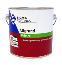 Sigma Allgrund Primer - Roodbruin - 2,5 liter