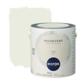 Histor Perfect Finish Muurverf Mat - Schelp 6910 - 2,5 Liter