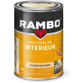 Rambo Pantserlak Interieur