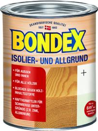 Bondex Isolier und Allgrund - Wit - 0,75 liter - Isolerende primer