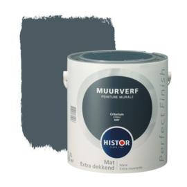 Histor Perfect Finish Muurverf Mat - Criterium 6907 - 2,5 Liter