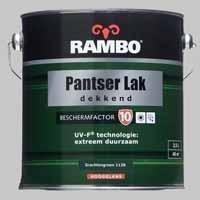 Rambo Pantserlak Dekkend BF 10 Hoogglans - Grachtengroen 1128 - 2,5 liter
