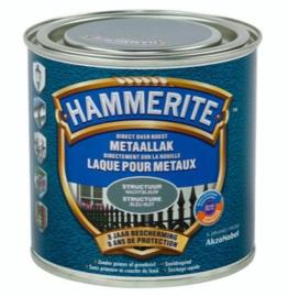 Hammerite Metaallak Structuur - Wit F310 - 0,75 liter
