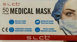 Medisch mondmasker type II - 1500 Stuks / 30 dozen