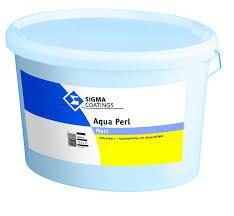 Sigma Aqua Perl Matt Buitenlatex - Wit - 12,5 liter