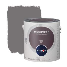 Histor Perfect Finish Muurverf Mat - Olifant 6936 - 2,5 Liter