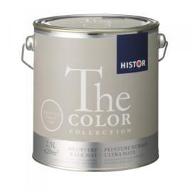 Histor The Color Collection - Gravel Grey 7506 Kalkmat - 2,5 liter