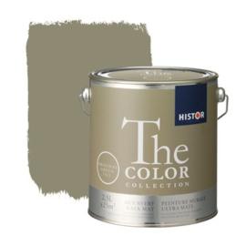 Histor The Color Collection - Original Green Kalkmat - 2,5 liter