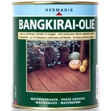 Hermadix Bangkirai-olie - 0,75 liter