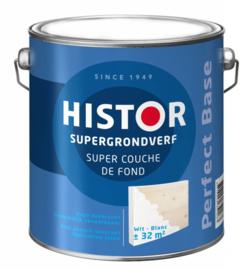 Histor Supergrondverf - Grijs - 0,25 liter