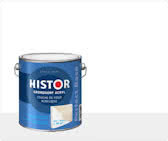 Histor Perfect Base Grondverf Acryl - Wit - 0,75 liter