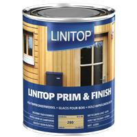 Linitop Prim & Finish - Kleurloos - 2,5 liter
