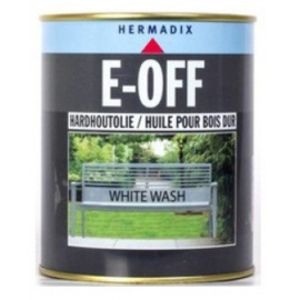 Hermadix E-Off - Dark Graphite - 0,75 liter