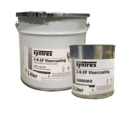 Syntrex 2K Epoxy Vloercoating - RAL 7035 Lichtgrijs - 17 kg