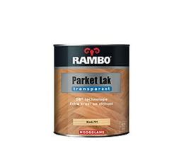 Rambo Parket lak Acryl Hoogglans - Blank 701 - 0,75 liter