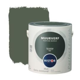 Histor Perfect Finish Muurverf Mat - Verruiming 6925 - 2,5 Liter
