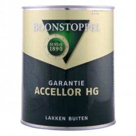 Boonstoppel Garantie Accellor HG - 1 liter - alle kleuren leverbaar