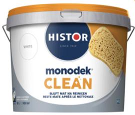 Histor Monodek Clean - RAL 9010 - 10 liter
