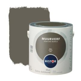 Histor Perfect Finish Muurverf Mat - Mus 6947 - 2,5 Liter