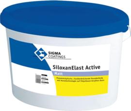 Sigma Siloxan Elast Active - Wit - 4 liter