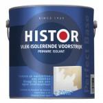 Histor Vlek isolerende muurverf - wit - 1 liter