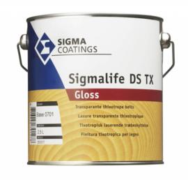 Sigmalife DS TX Gloss - Licht eiken - 2,5 liter