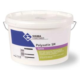Sigma Polysatin SM Satin - Wit - 5 liter