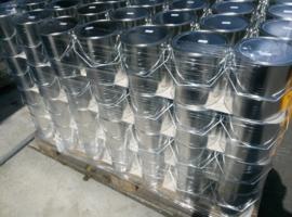 Zijdeglans lakverf - Wit of kleuren uit wit - 2 maal 2,5 liter