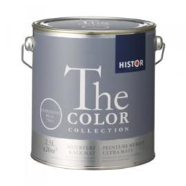Histor The Color Collection - Expression Blue 7505 Kalkmat - 2,5 liter