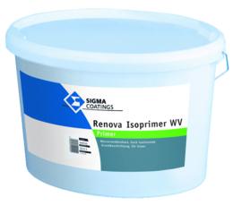 Sigma Renova Isoprimer WV Primer - Wit - 12,5 liter