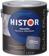 Histor Perfect Effect Metallic Muurverf - Parkiet - 4 maal 1 liter