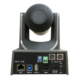 PTZOptics PT20X-USB-GY-G2-C (Gray)