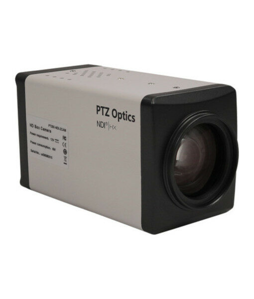 PTZ Optics 20X Zcam NDI