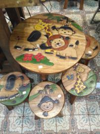 krukjes en tafelsets