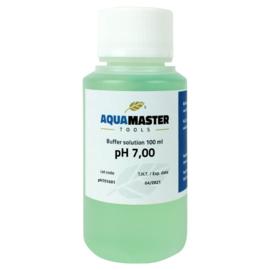 Aqua Master Tools ijkvloeistof pH 7.01 100ml