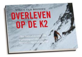Overleven op de K2 in Dwarsligger nr 601