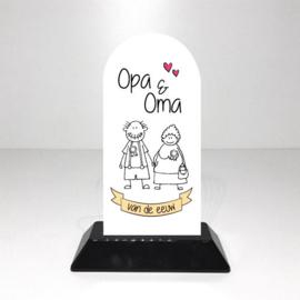 Opa en Oma award