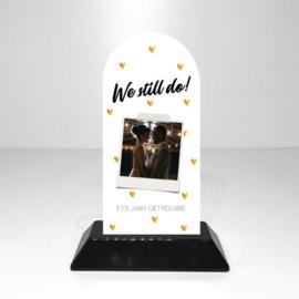 Huwelijksjubileum award
