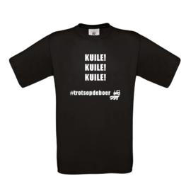 Heren T-Shirt |  #trotsopdeboer (FR)