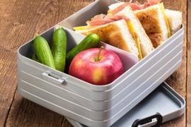 Mepal XL Lunchbox met tekst