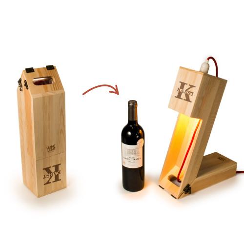 Rackpack - Wine Light