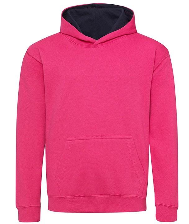 Capuchonsweater met naam