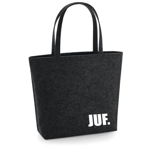 Vilten Shopper - Juf