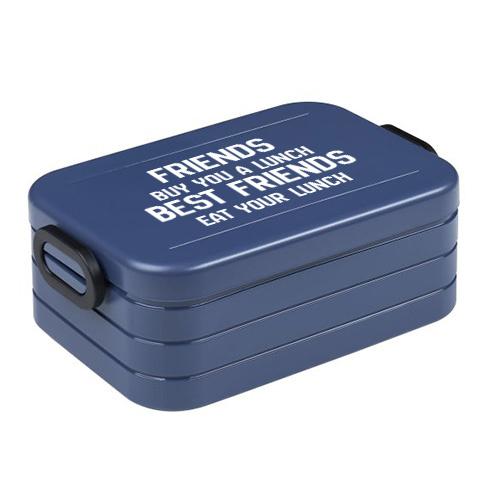 Mepal Lunchbox midi met tekst