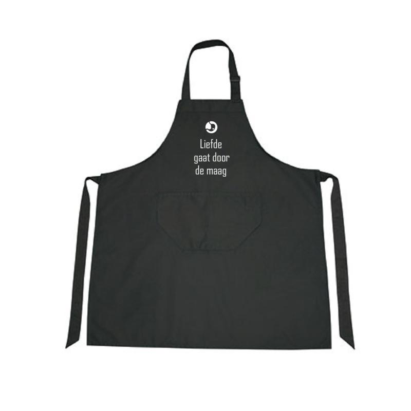 Basic keukenschort - Valentijn