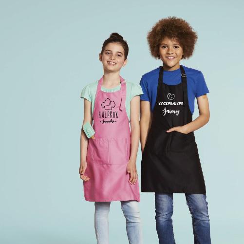 Kids keukenschort