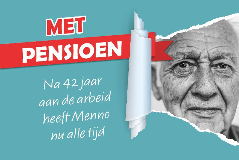 Spandoek Pensioen